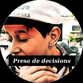Presa de decisions