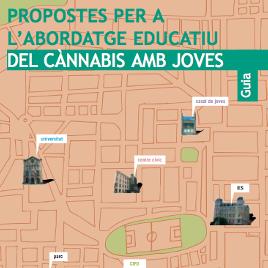 Propostes per a l'abordatge educatiu del cànnabis amb joves